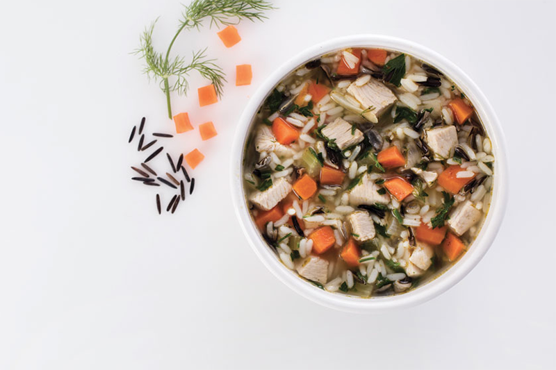 Recipe: Turkey and Rice Soup