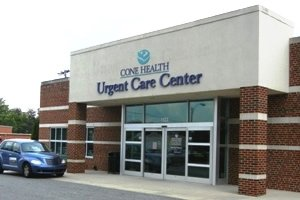 Cone Health Urgent Care Center Greensboro Nc Cone Health