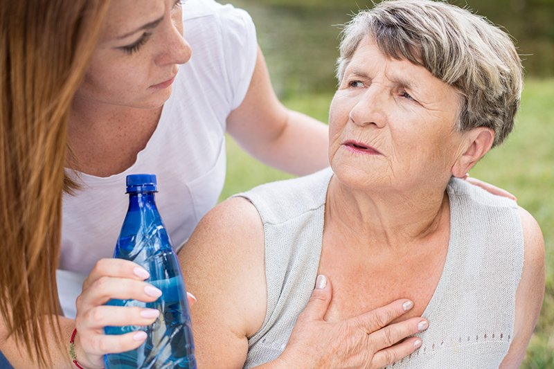 Heat and Parkinsons Disease