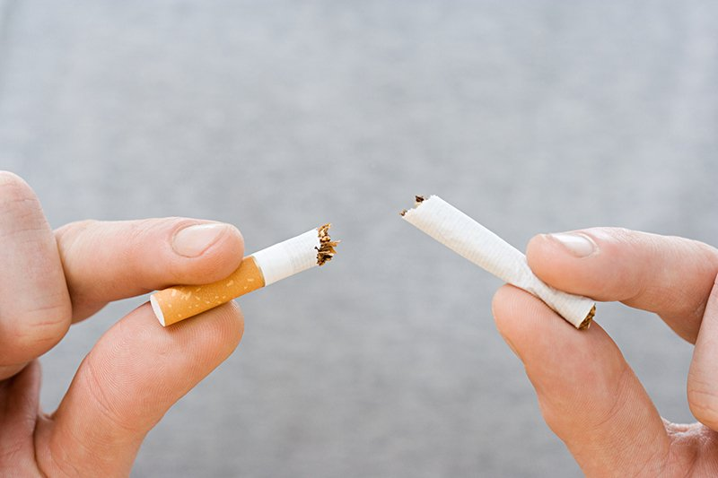 Don't You Think It's Time to Quit Smoking?