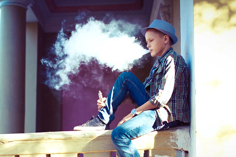 Image result for teen vaping