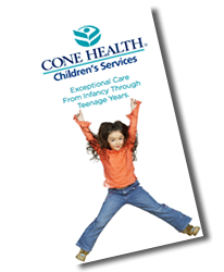 Children's Services Brochure