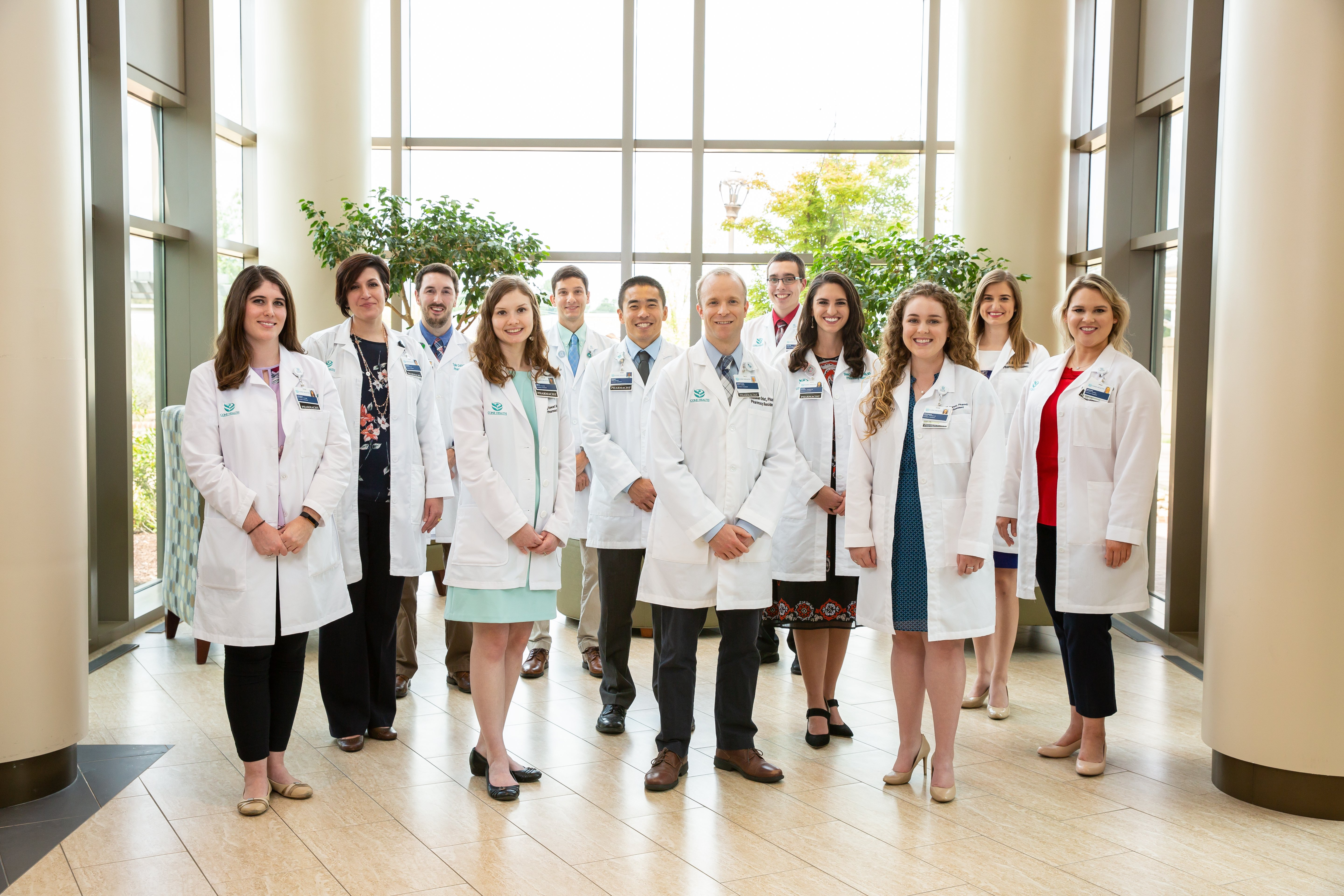2018-2019 Cone Pharmacy Residents