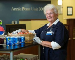 Volunteer at Annie Penn