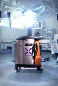 Xenex in operating room