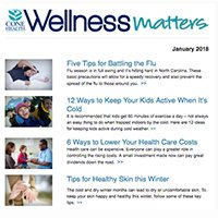 Wellness Matters Newsletter
