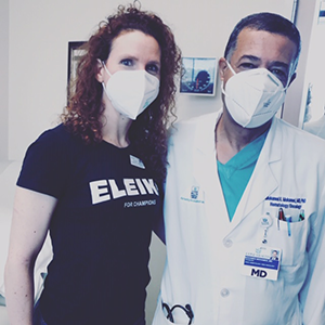 Jennifer Kroll and Mohamed K. Mohamed, MD