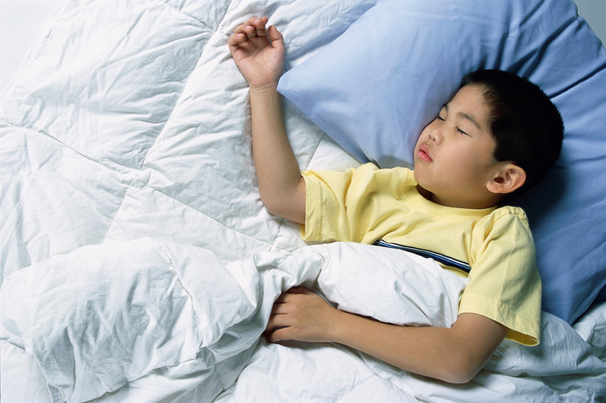 How to help your child get a good night's rest