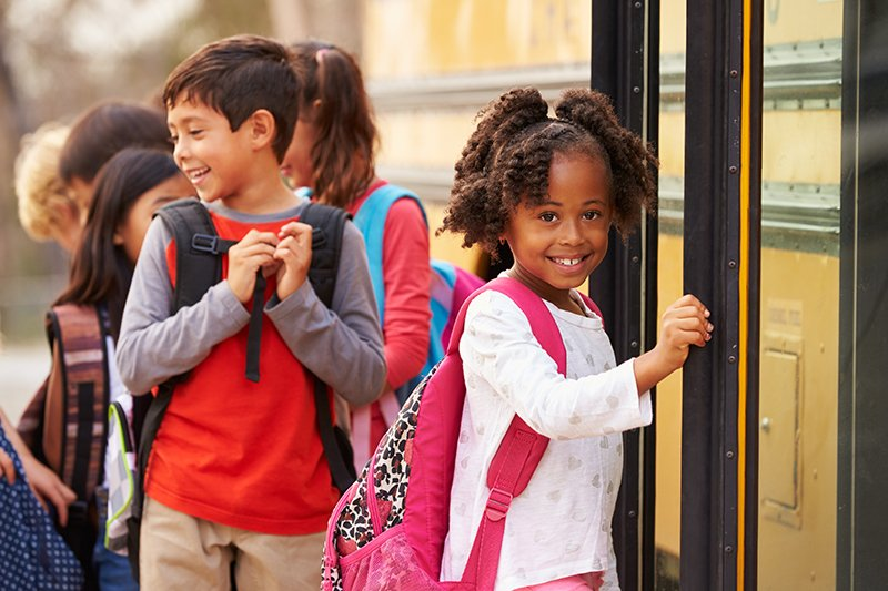 Five Ways to Prepare Your Kids for a Great First Day of School