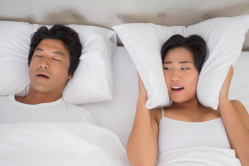 11 Ways to Stop Snoring | Cone Health Medical Group