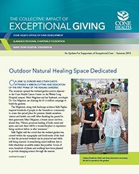 Exceptional Giving Newsletter