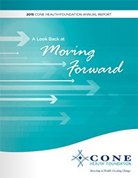 2015 Cone Health Foundation Report