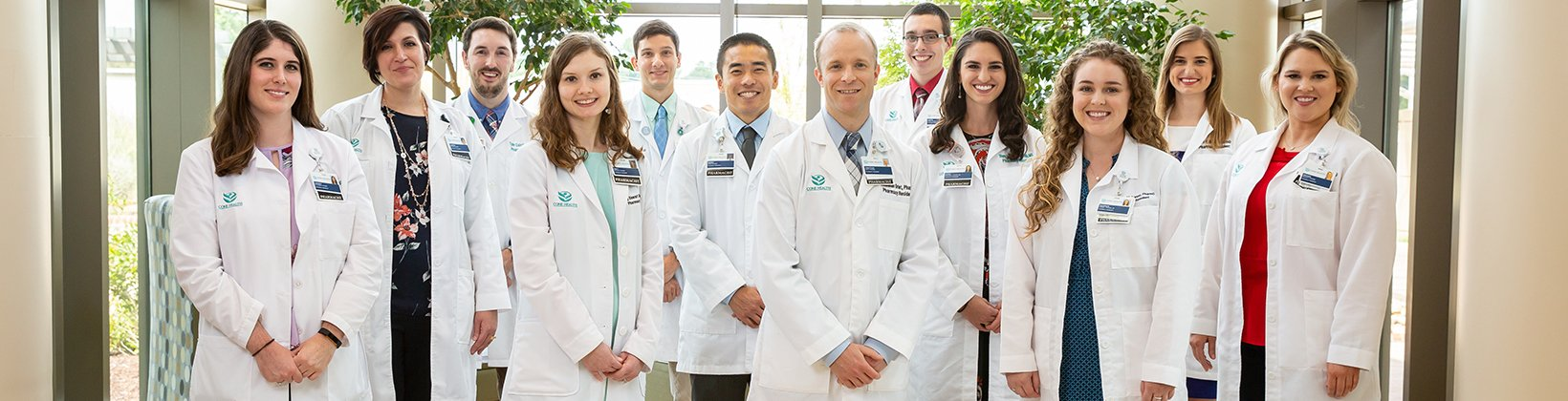2019 Cone Health Pharmacy Residents