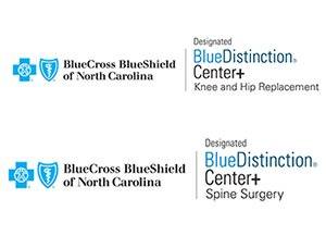 Blue Distinction Center+