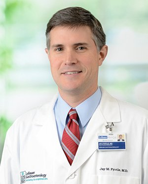 Jay Pyrtle, MD - Gastroenterology | Cone Health Medical Group