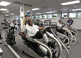 Cardiac & Pulmonary Rehab