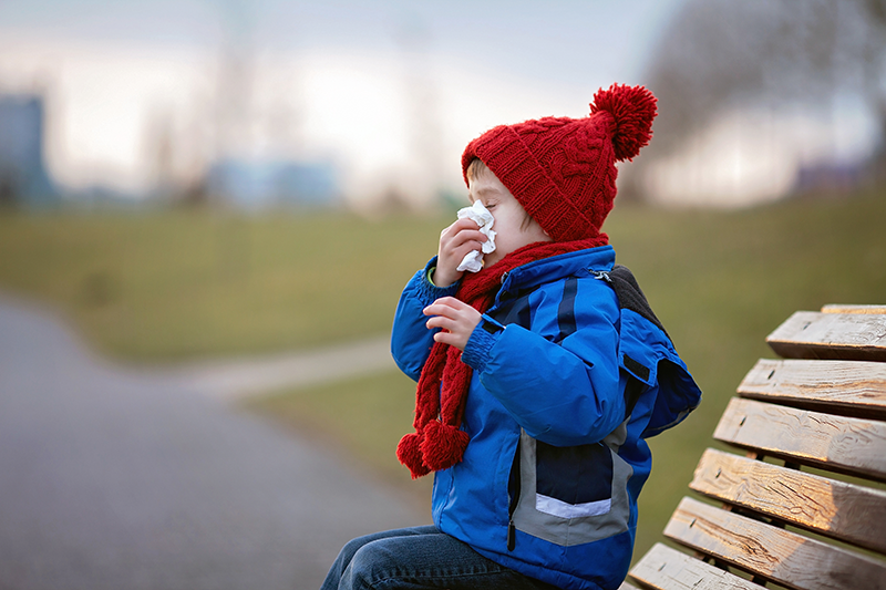 Tips and Tricks for Fighting Winter Germs