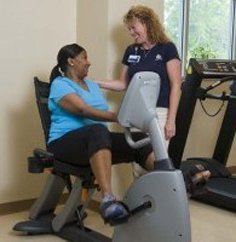 Physical Therapy at MedCenter Kernersville