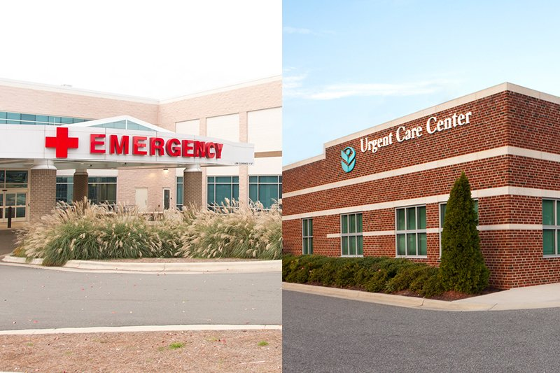 Emergency Room or Urgent Care