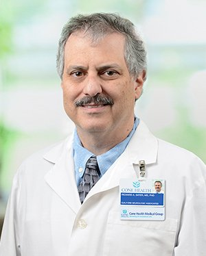 Richard Sater, MD, PhD - Neurology | Cone Health Medical Group