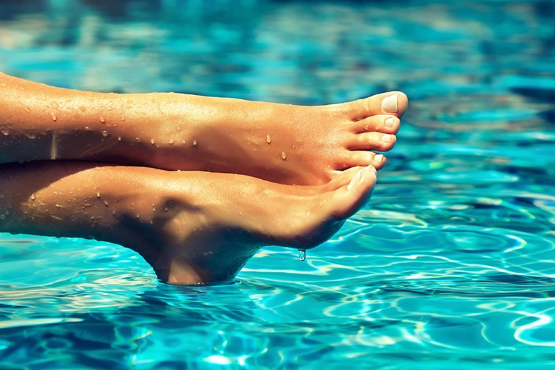Why You Should Take a Break from Toenail Polish | Cone Health ...