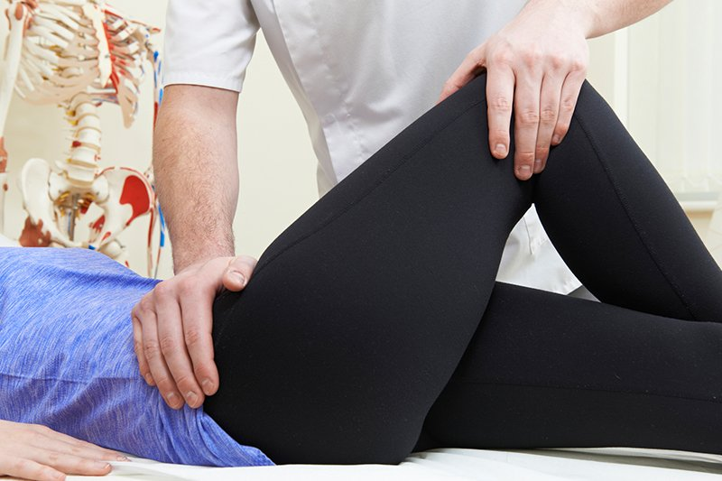 Pain in knees and hips