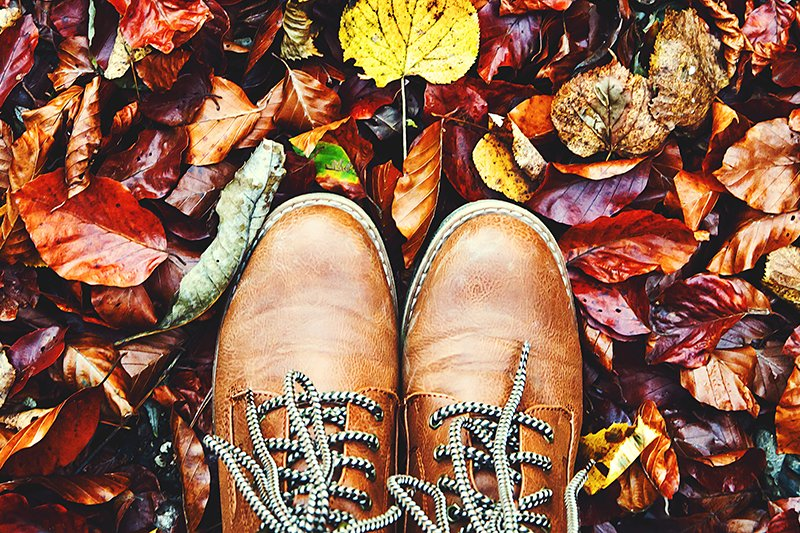 Get Started on the Right Foot: Fall Feet Tips