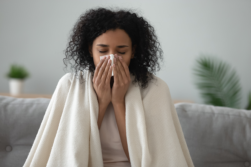Are You Prepared for Flu Season? Here's How to Fight Flu Germs
