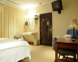 Sleep Center Room