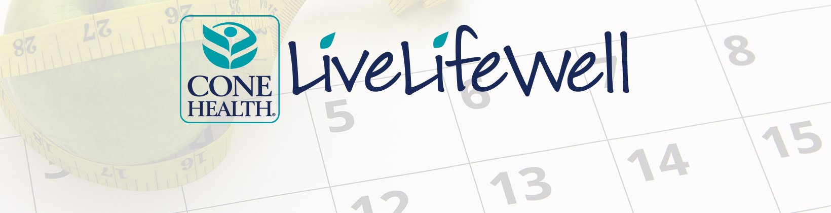 Upcoming Events   Cone Health