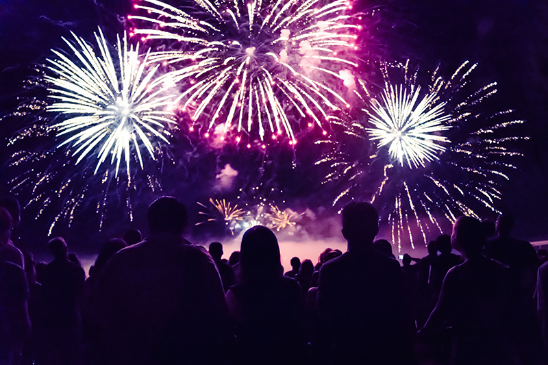 Fireworks Safety Tips for Your Family