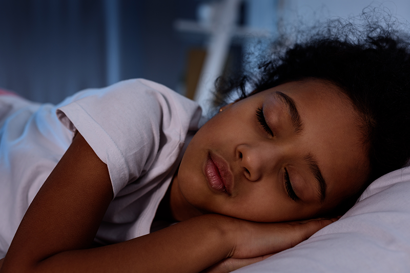 Importance of child sleep