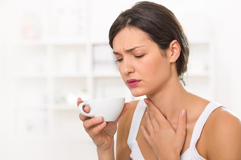 What's the Difference Between Strep Throat and Bronchitis