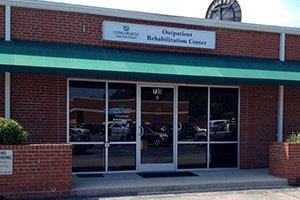 Outpatient Rehab at Reidsville