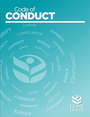 Cone Health Code of Conduct
