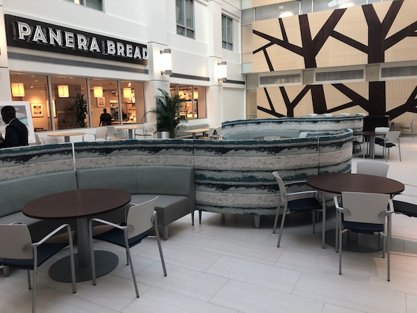 New Atrium Furniture