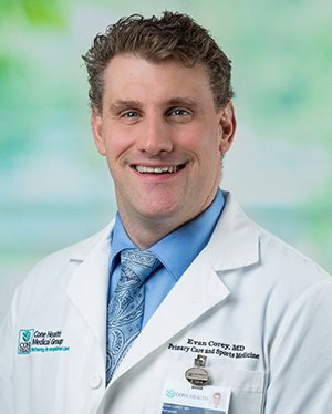 Evan Corey, MD