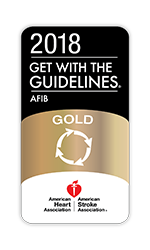 Get with the Guidelines AFIB Gold
